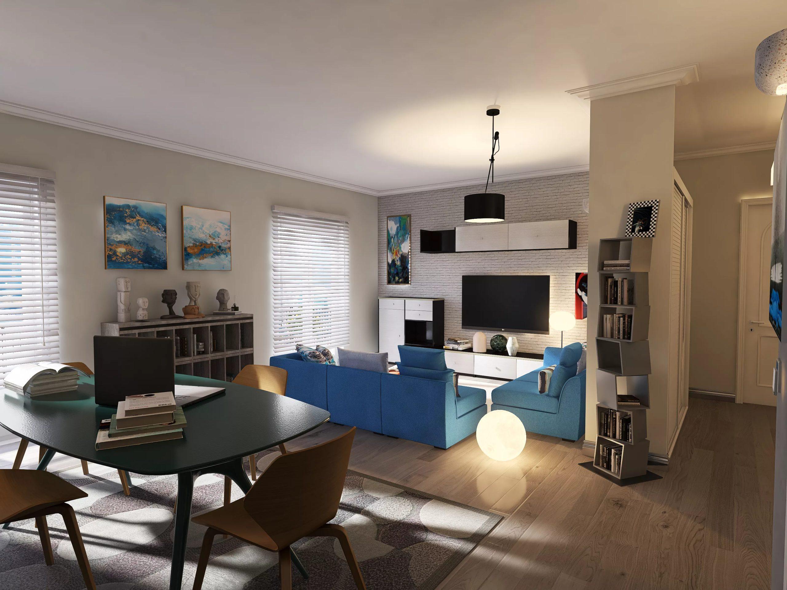 Appartamento via Salvati
