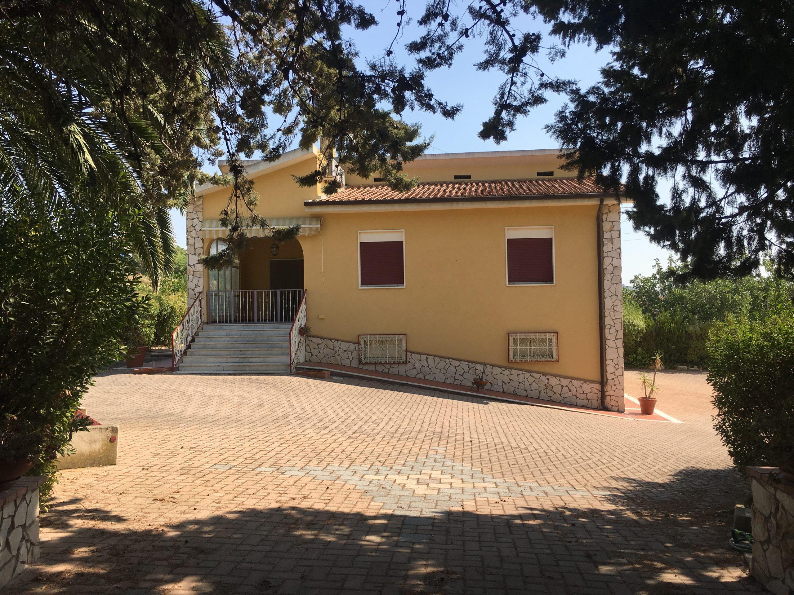 Villa c/da Favarella