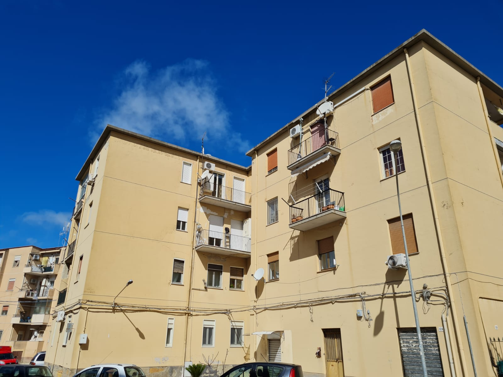 Appartamento via G B De Cosmi